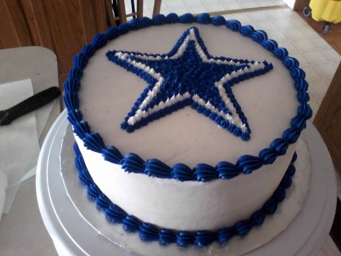 Dallas Cowboys Cake White Sands Flickr Jpg 480x360 Happy Birthday