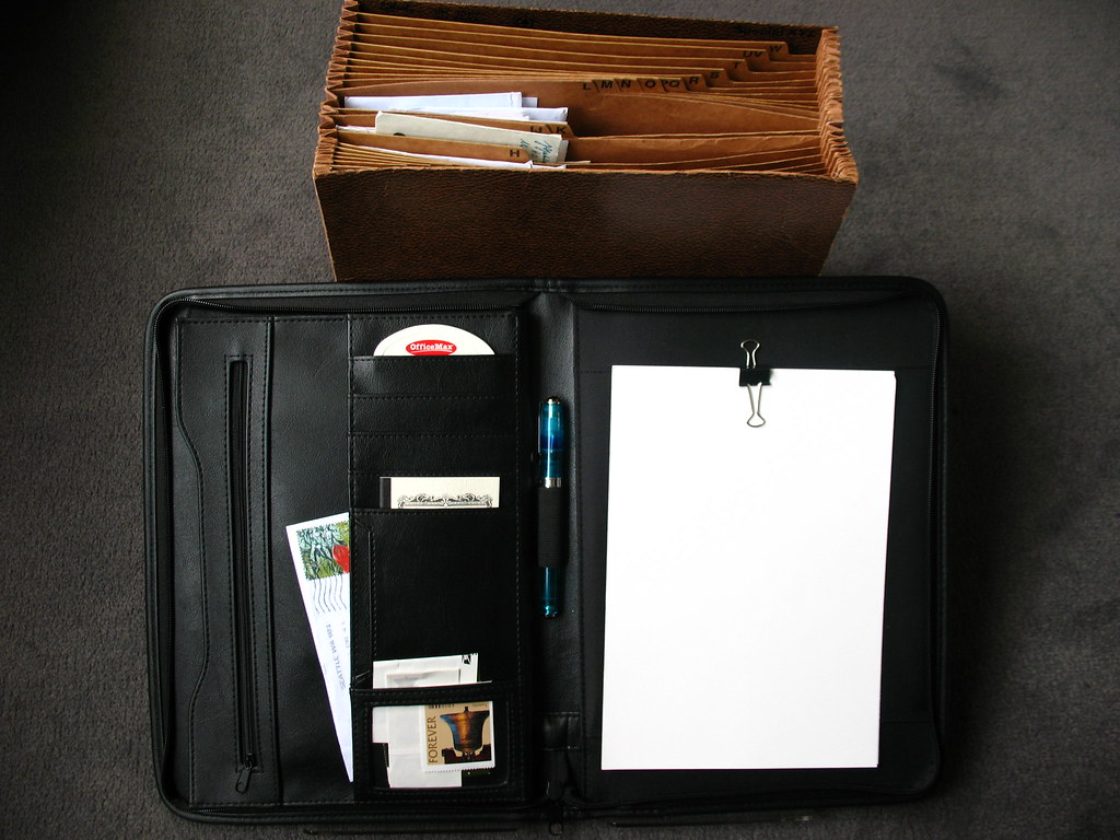 letter writing kit by mpclemens