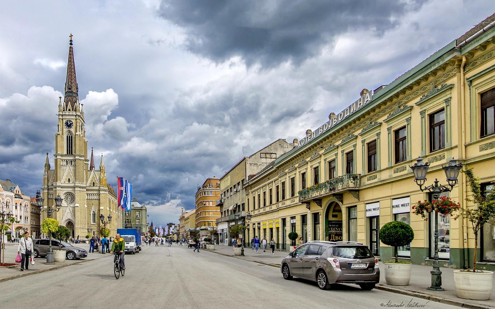 Novi Sad centar | by AleksandarM021