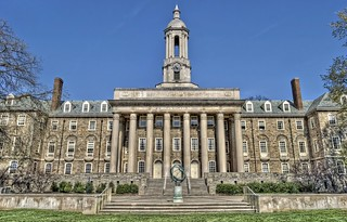 Old Main at Penn State HDR | by Dave DiCello
