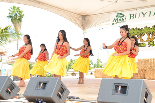 Hula at #MauiAgFest | by Slow Food Maui