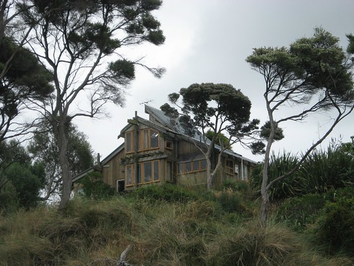 House Overlooking Poutu Point. | by Jarvis Lane