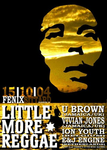 LMR w. U Brown & Vivian Jones -- 15 okt. 2004 | by DJ Fass