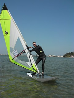 Beginners Windsurfing Lessons - Apr 2011 | by Poole Windsurfing