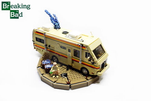 "Breaking Bad | by ""Orion Pax"""