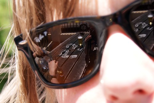 Ray Ban Reflection | by Silly Little Man