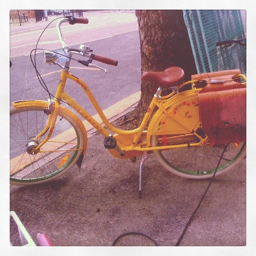 Lovely bicycle :) | by happylobster