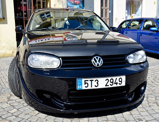 Volkswagen Golf Mk4 tuning | by The Adventurous Eye
