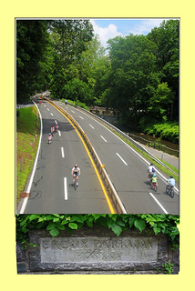 Bicycle Sunday on the Bronx River Parkway-- Scarsdale | by Supremecourtjester