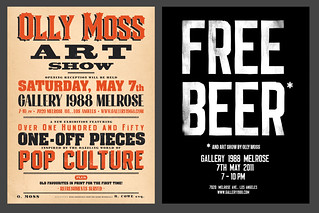 ART SHOW! | by Olly Moss