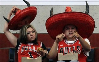 bulls fans | by basketbawful