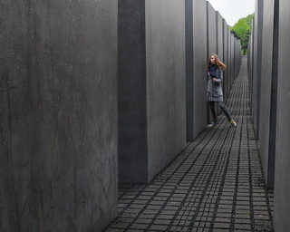 Holocaust Denkmal (Memorial) - Mitte, Berlin | by SooozhyQ