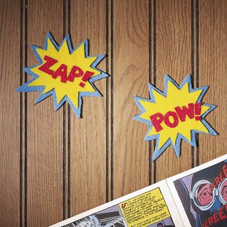 POW! ZAP! Magnets at CRAFT:! | by susanstars