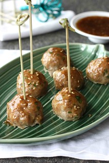 Teriyaki Turkey Meatball Recipe | by CookinCanuck