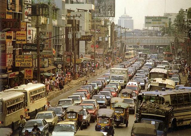 Bangkok 1980s
