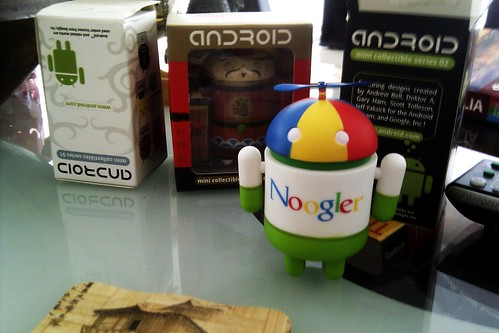 24/03/11:  android series 2 | by Tim Gerland