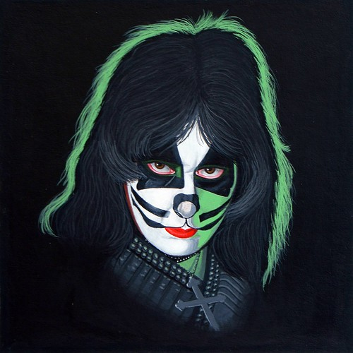 "Peter Criss - ""The Catman"" 