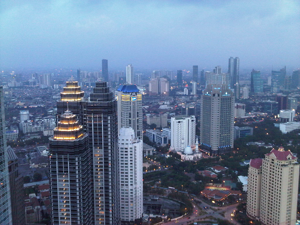 Kebayoran Baru, South Jakarta - Wikipedia