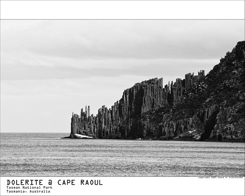 Dolerite & Cape Raoul | by greenschist