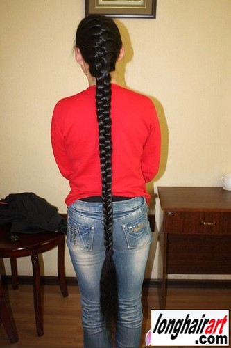 9 long-hair-for-sale | 150 cm thick wonderful super ...