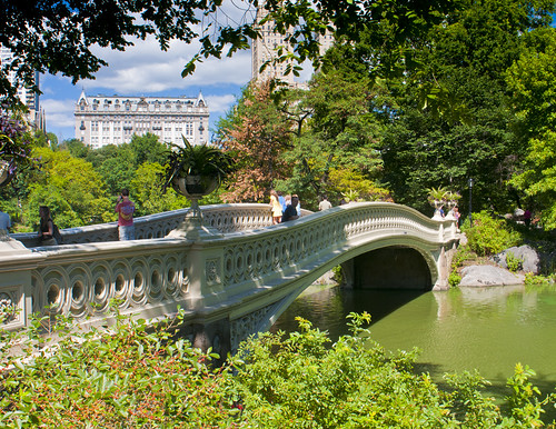Bow Bridge Central Park NY | by vern Ri