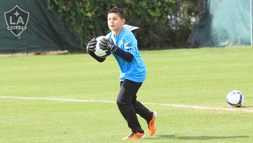 Galaxy Academy U-12 & U-13 Tryouts | by LA Galaxy