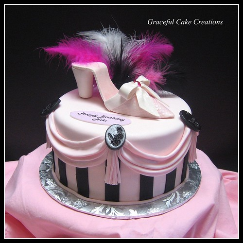 Diva Birthday Cake Designs