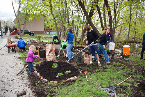 South End Earth Day 2011 - Albany, NY - 2011, Apr - 23.jpg | by sebastien.barre