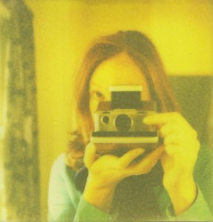 pola self-portrait | by meghan davidson