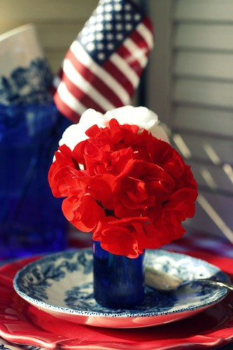 Patriotic Dining | by :KayEllen