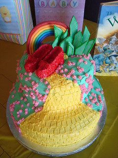 Wizard of Oz Cake | by IMAKECAKES