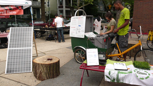 SunBike Debut! | by Sustainable Flatbush