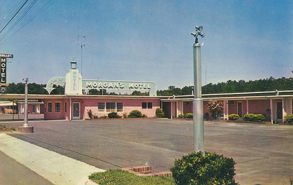 Morgan's Motel - Sharpsburg, North Carolina