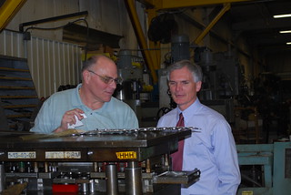 April 20, 2011 visit to GB Manufacturing Company - Delta, OH | by Bob Latta