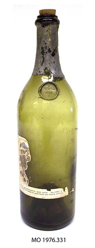 Absinthe Bottle | by FDR Presidential Library & Museum