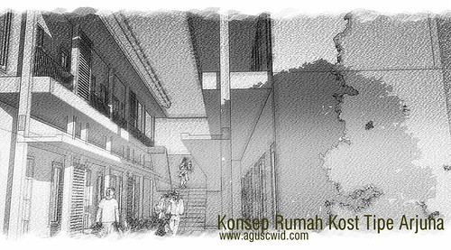 Konsep 3D_tipe Arjuna_another concept | by Kang aguscwid