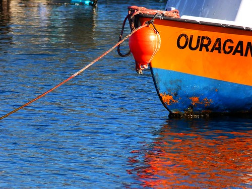 Tied boat | by Marite2007