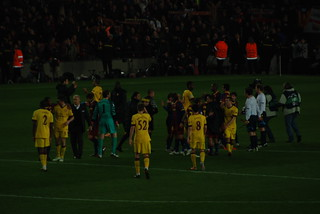 Barcelona - Arsenal | by George M. Groutas