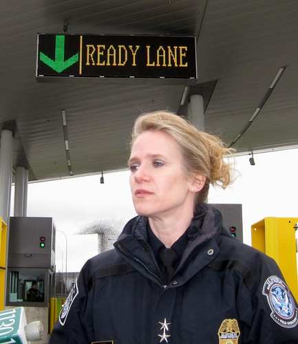 michelle james  cbp director of field operations  seattle