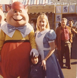 tweedles & alice 1979 | by Finding Mickey