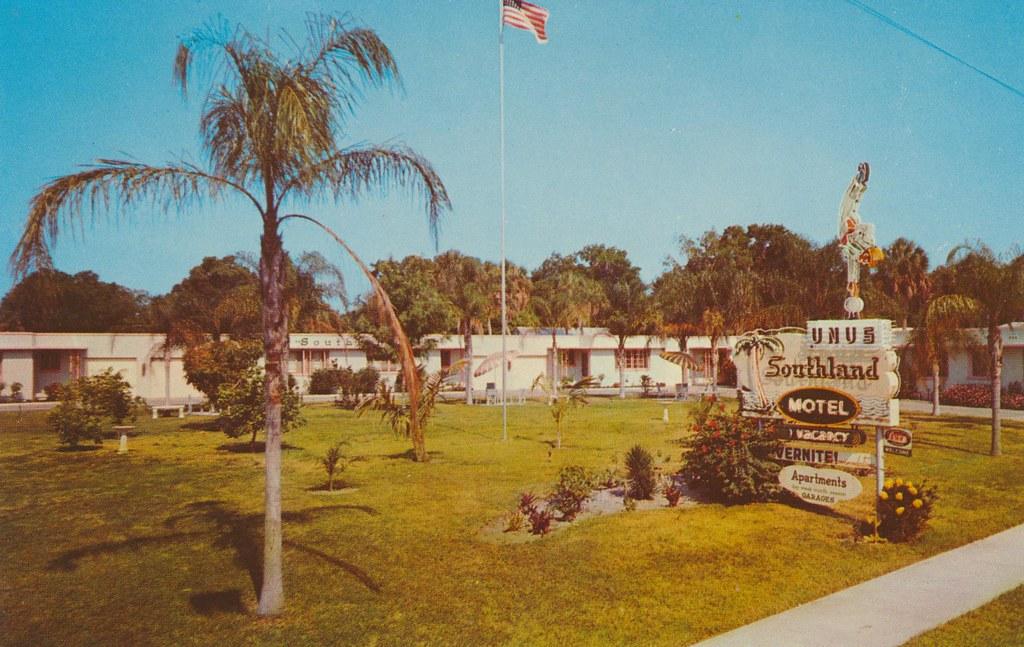 Unus Southland Motel - Sarasota, Florida