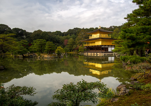 Reflection of a Golden Pavilion | by arcreyes [-ratamahatta-]