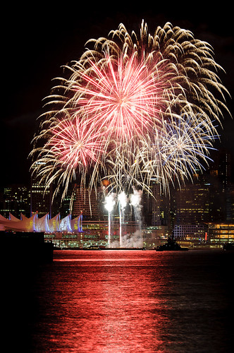 Canada Day Fireworks | by bruce...