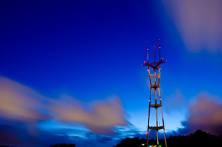 Sutro Tower | by morozgrafix