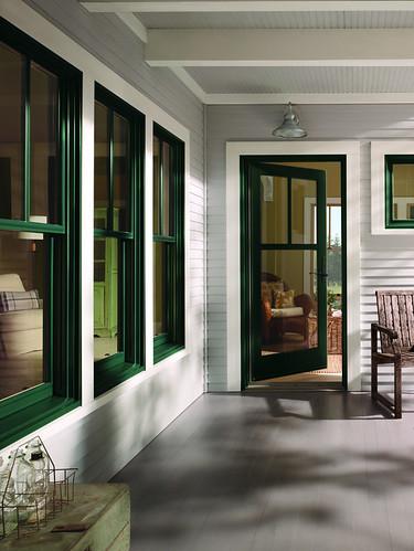 Anderson Patio Doors >> 400 Series Windows and Patio Door with Exterior Trim | Flickr