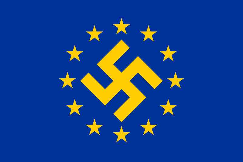 Image result for eu swastika