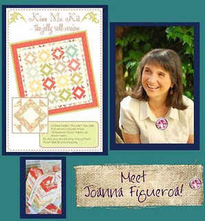 Guest Joanna Figueroa from Fig Tree | by quilterpatsloan