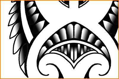 maori-lower-arm-tattoo-design-for-sale | Mark Storm | Flickr