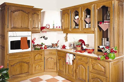 cuisine quip e rustique mod le traditionnel p rigord pa flickr. Black Bedroom Furniture Sets. Home Design Ideas