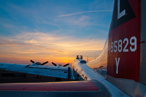 Yankee Lady at Sunset | by John Klos
